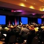 Speaking at a seminar